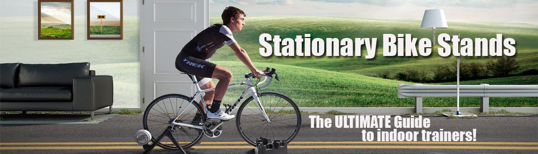 Stationary Bike Stands